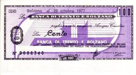 Miniassegni for Trento e bolzano